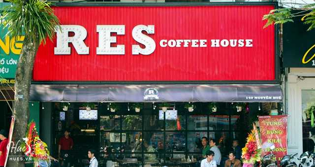 RES Coffee House